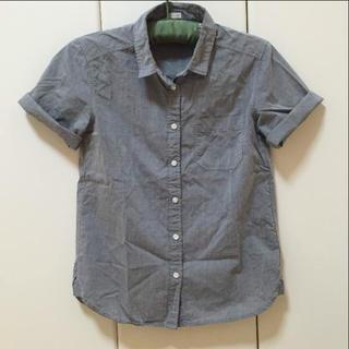 ジーユー(GU)のSALE価格! ワンコイン gu ジーユー ユニクロ UNIQLO(シャツ/ブラウス(半袖/袖なし))