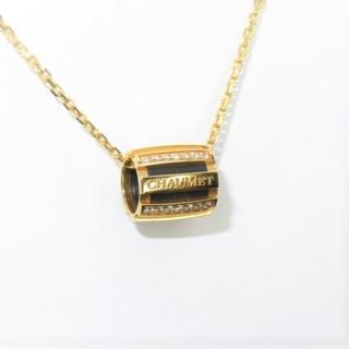 ショーメ(CHAUMET)のショーメ クラスワン ペンダント ネックレス 750YG(ネックレス)