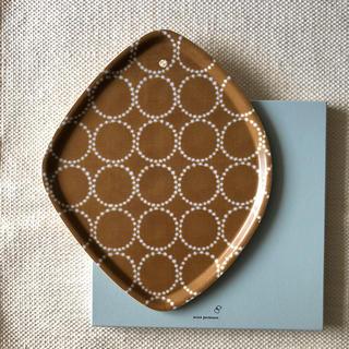 ミナペルホネン(mina perhonen)のミナペルホネン♡トレイ  タンバリン (テーブル用品)