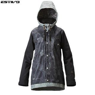 Roxy - 新品タグつき エスティボ スノーボード ジャケット Sサイズ ブラック