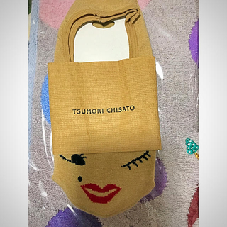 ツモリチサト(TSUMORI CHISATO)のツモリチサト 新品 靴下 タオルハンカチ セット 可愛いです(ソックス)