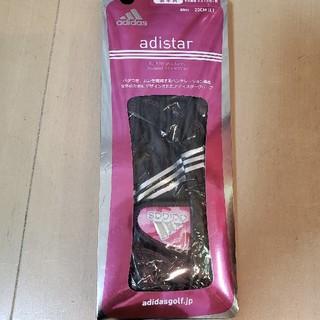 アディダス(adidas)のアディダスゴルフ両手レディースグローブ新品未使用(手袋)