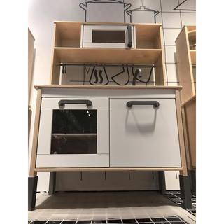 イケア(IKEA)のDUKTIG ドゥクティグ おままごとキッチン(知育玩具)