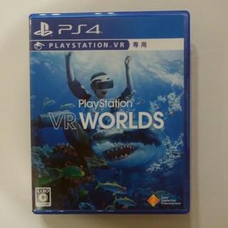 プレイステーションヴィーアール(PlayStation VR)のps4 vr worlds(家庭用ゲームソフト)