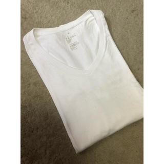 ムジルシリョウヒン(MUJI (無印良品))の無印良品 Vネックティシャツ(Tシャツ(半袖/袖なし))