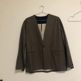 ヤントルのジャケット(テーラードジャケット)