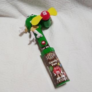 エムアンドエム(M&M)のM&M'S ミニ扇風機 エムアンドエムズ おもちゃ(キャラクターグッズ)