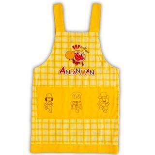 アンパンマン(アンパンマン)のアンパンマン H型エプロン イエロー 黄色 アンパンマン エプロン 保育士(収納/キッチン雑貨)
