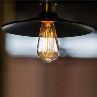 電球 2コセット vintage edison class bulb(蛍光灯/電球)
