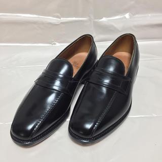 アレンエドモンズ(Allen Edmonds)の新品未使用品 アレンエドモンズ 革靴 ローファー Sheridan  US 9(ドレス/ビジネス)