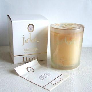 クリスチャンディオール(Christian Dior)のDior ジャドール * パルファンキャンドル 150g(キャンドル)
