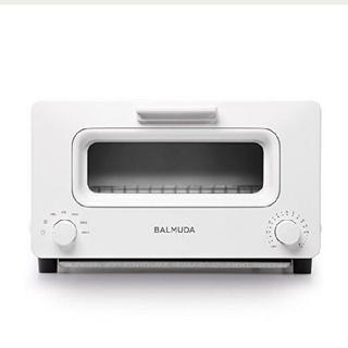 バルミューダ(BALMUDA)のBALMUDA The Toaster | White バルミューダトースター(調理機器)