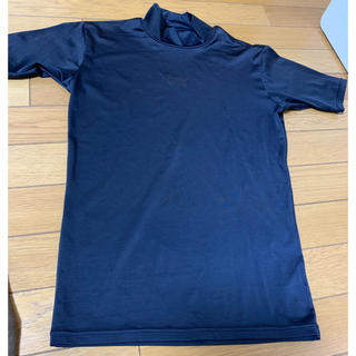 ゼット(ZETT)のZETT アンダーシャツ 半袖 M(Tシャツ/カットソー(七分/長袖))