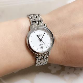エンリココベリ(ENRICO COVERI)のT061 ENRICO エンリコ 腕時計 レディース 稼働中(腕時計)