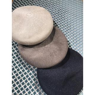 ザラ(ZARA)のモニーク クリスピー ベレー Monique(ハンチング/ベレー帽)