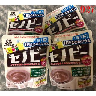 モリナガセイカ(森永製菓)の🌈新品未開封品❗️『セノビー』4袋セットNo.927(その他)