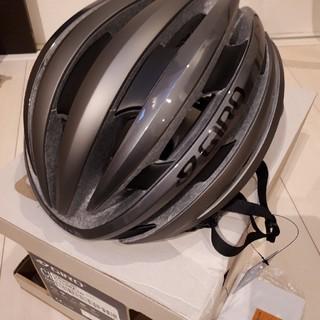 GIRO - 新品! giro Cinder ジロ シンダー ヘルメット サイズS  グレー