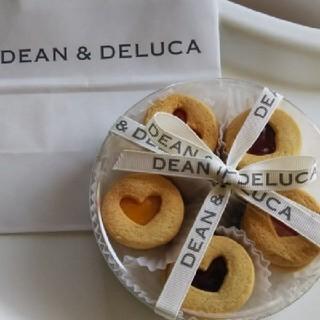 DEAN & DELUCA - ディーンアンドデルーカ ハートジャムサンドクッキー 新品
