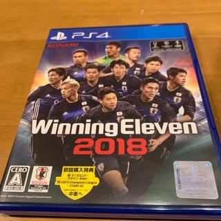 コナミ(KONAMI)のウイニングイレブン2018 PS4(野球/サッカーゲーム)