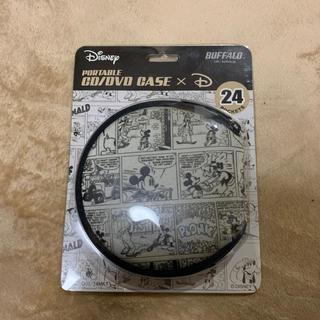 ディズニー(Disney)のディズニーCD、DVDケース24枚(CD/DVD収納)