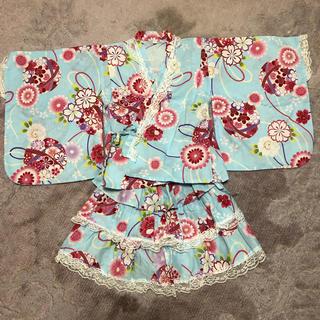 浴衣130   浴衣スカート(甚平/浴衣)