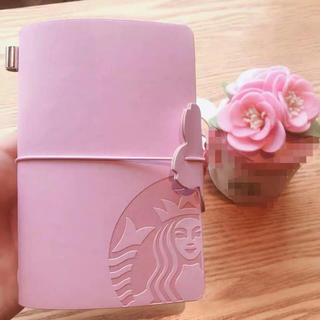 スターバックスコーヒー(Starbucks Coffee)のミーコ44119955様専用 カードケース 海外スターバックス ノート 手帳(名刺入れ/定期入れ)