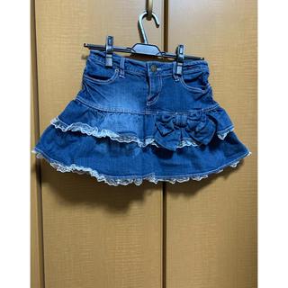 リズリサ(LIZ LISA)のLIZLISAのミニスカート(ミニスカート)