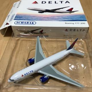 デルタ(DELTA)のデルタ航空 モデル ボーイング777-200(航空機)