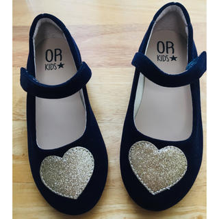 オリエンタルトラフィック(ORiental TRaffic)の新品★女の子靴 18センチ オリエンタルトラフィック(フォーマルシューズ)
