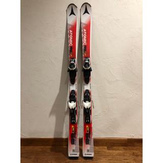 アトミック(ATOMIC)のATOMIC スキー板 138センチ(板)
