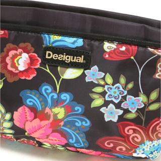 デシグアル(DESIGUAL)の新品♡定価7900円 デシグアル ポーチ 小物入れ 化粧ポーチ⭐️ラスト一点❣️(ポーチ)