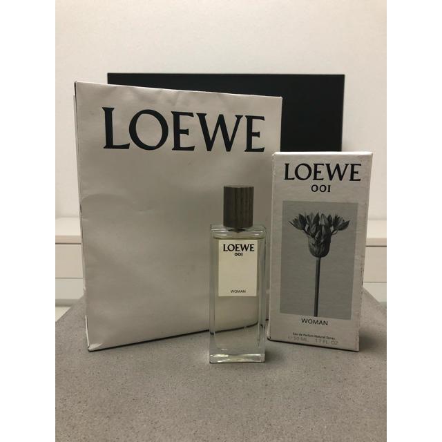 LOEWE(ロエベ)のLOEWE 001 Woman なー様専用 コスメ/美容の香水(香水(女性用))の商品写真