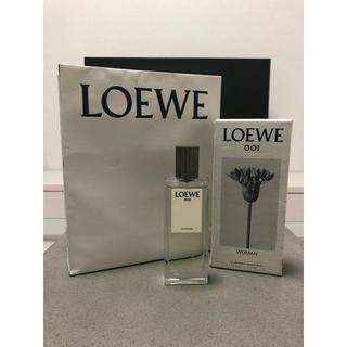 ロエベ(LOEWE)のLOEWE 001 Woman なー様専用(香水(女性用))