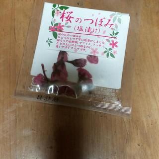 桜のつぼみ 塩漬け(野菜)