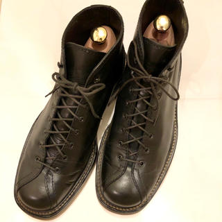 シルバノマッツァ(SILVANO MAZZA)の美品 SILVANO MAZZA シルバノマッツァ モンキーブーツ(ブーツ)