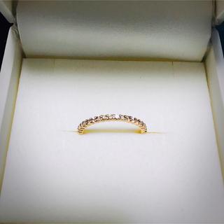 みーすけ様専用 ダイヤモンドエタニティリング 11号 0.25ct(リング(指輪))