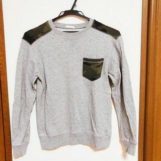 ジーユー(GU)のGU 長袖Tシャツ(ブラウス)