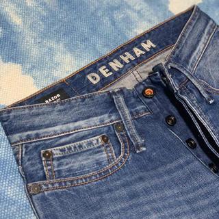 デンハム(DENHAM)のDENHAM デニムパンツ(デニム/ジーンズ)