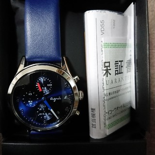 アニエスベー(agnes b.)の最終値下げ!新品 agnès b. (アニエス・ベー) 時計(腕時計)