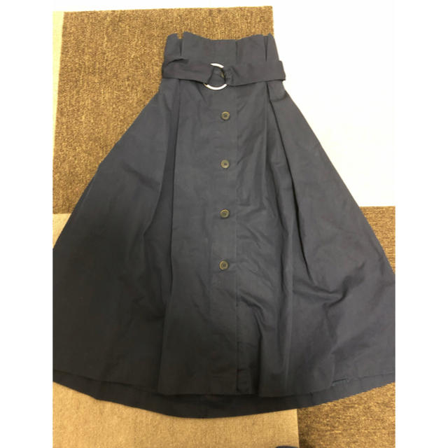 5228d32ae2f532 ZARA - ZARA ベルト付きスカートの通販 by ayk2a's shop|ザラならラクマ
