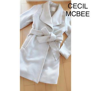 セシルマクビー(CECIL McBEE)のCECIL MCBEE(チェスターコート)