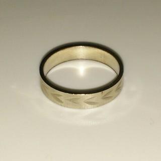 リング 指輪 シルバー色(リング(指輪))