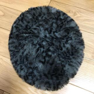 ユニクロ(UNIQLO)のボアベレー帽(ハンチング/ベレー帽)