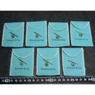 ティファニー(Tiffany & Co.)の激レア✨ティファニーのスタッズ✨シグネチャー 750/925 シルバー ゴールド(その他)