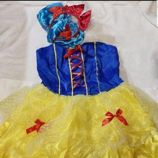 ディズニー(Disney)の白雪姫大人コスプレコスチュームディズニープリンセスプリンセス白雪姫コスチューム(衣装一式)