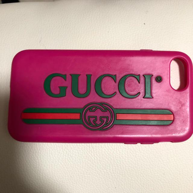 Gucci - GUCCI iphoneケースの通販 by aaay|グッチならラクマ