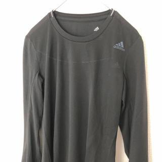 アディダス(adidas)のadidas 吸水速乾 長袖 Tシャツ(その他)