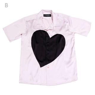 ミルクボーイ(MILKBOY)のMILKBOYミルクボーイSILKY HEART シャツシルキーハートシャツ(シャツ)