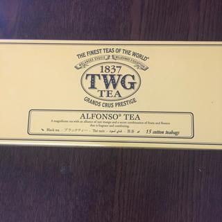 【TWGアルフォソティー・紅茶】(茶)