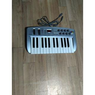 DTM USB MIDIコントローラーM-AUDIO OXYGEN8・オマケ付(MIDIコントローラー)